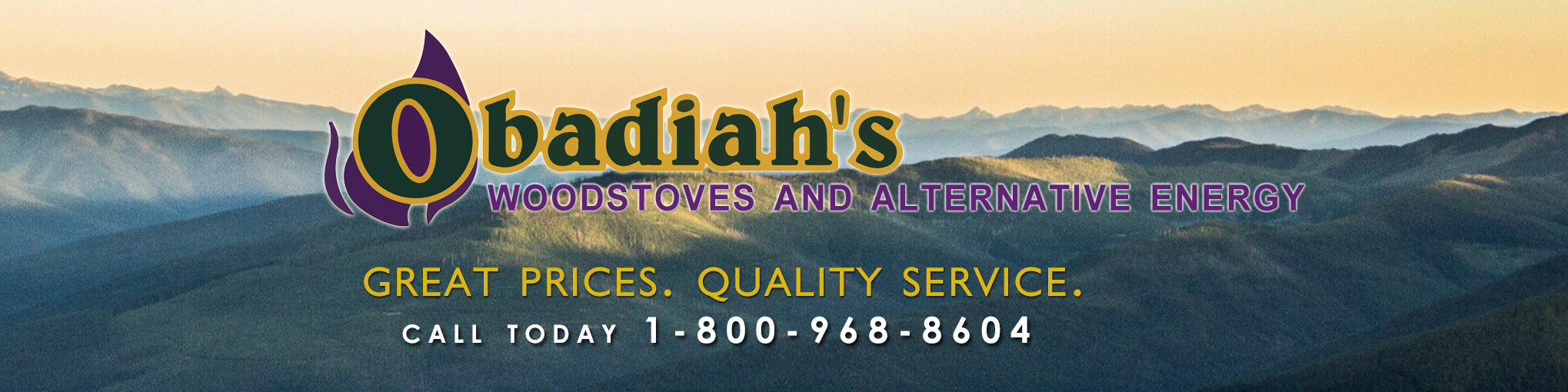Obadiah's Woodstoves & Alternative Energy