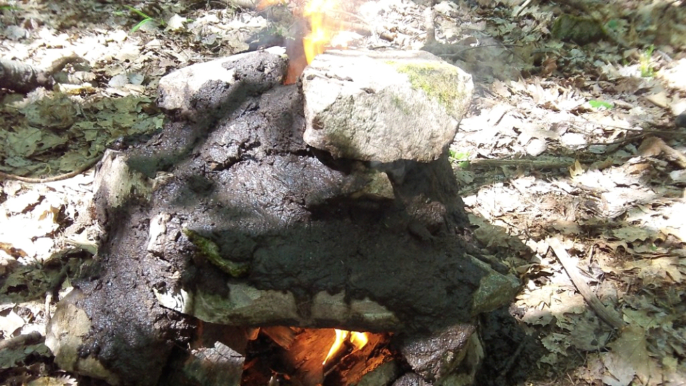 chimney evolution primitive oven