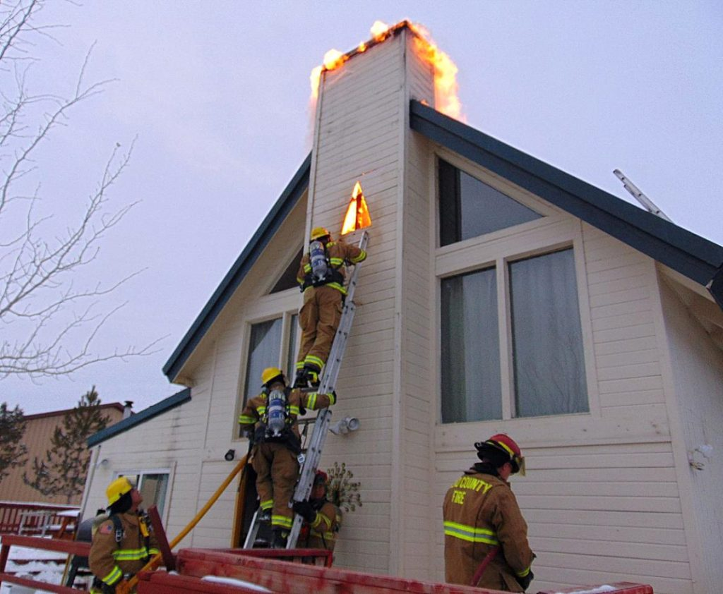 Chimney Fire
