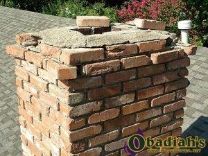 Chimney Masonry Construction